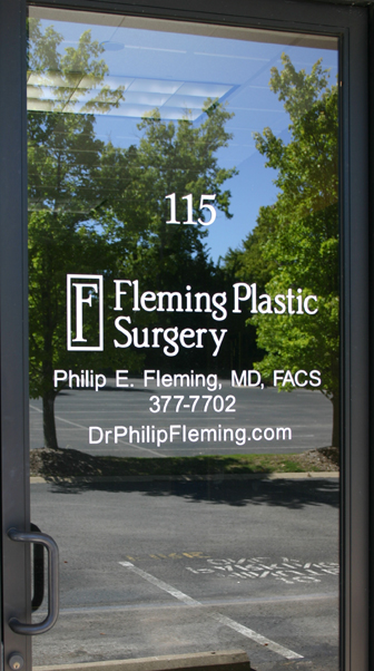 Fleming Plastic Surgery External Entrance